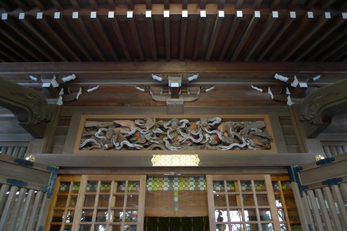 相模の国の神社  江島神社  9