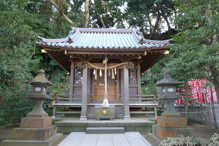 相模の国の神社  江島神社  10