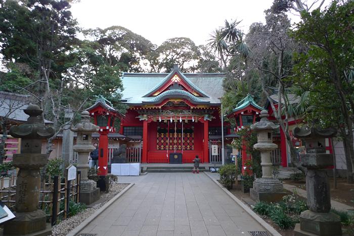 相模の国の神社  江島神社  11