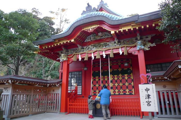 相模の国の神社  江島神社  12