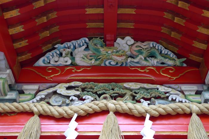 相模の国の神社  江島神社  13