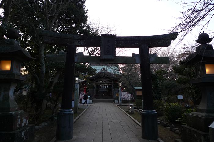 相模の国の神社  江島神社  14