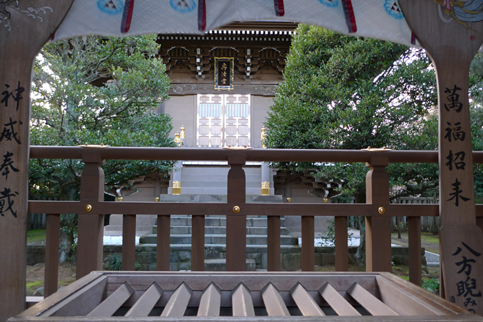 相模の国の神社  江島神社  17