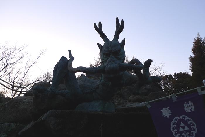 相模の国の神社  江島神社  19
