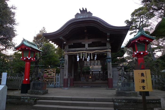 相模の国の神社  江島神社  20