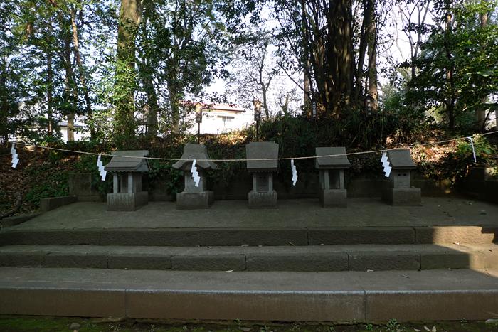 相模の国の神社  比々多神社  16