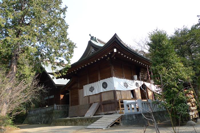 相模の国の神社  比々多神社  13