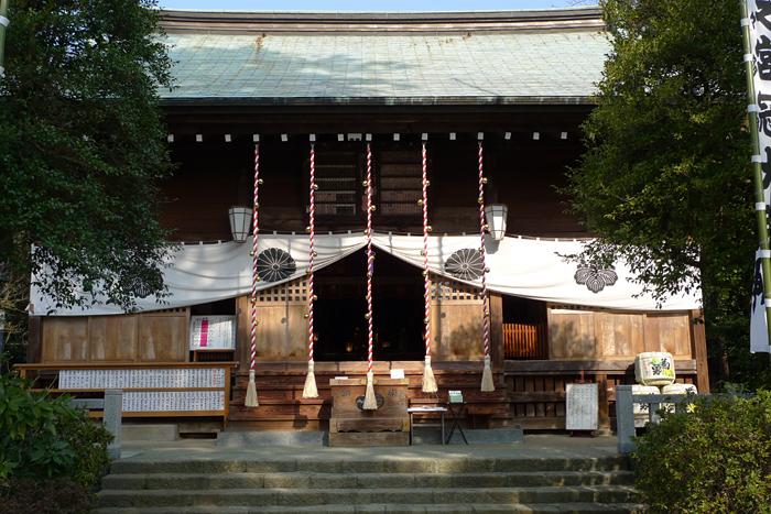 相模の国の神社  比々多神社  12
