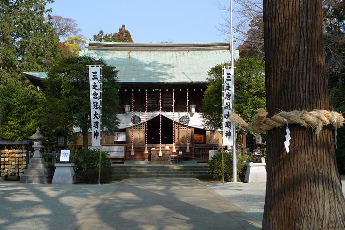 相模の国の神社  比々多神社  7
