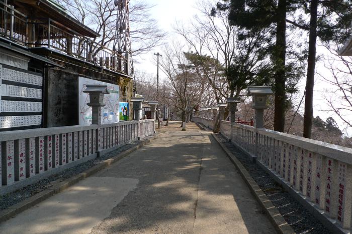 相模の国の神社  大山阿夫利神社  4