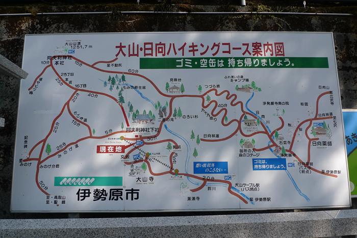 相模の国の神社  大山阿夫利神社  5