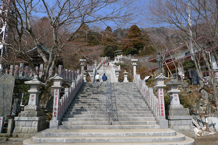 相模の国の神社  大山阿夫利神社  6