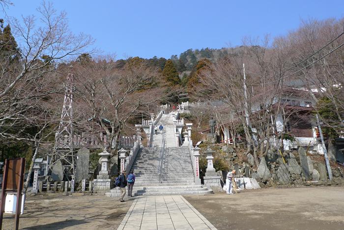 相模の国の神社  大山阿夫利神社  7