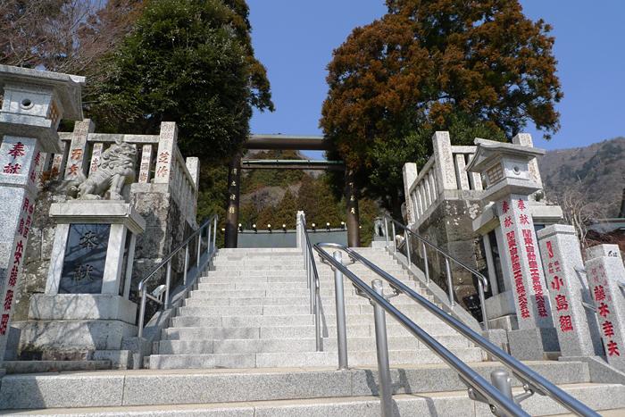 相模の国の神社  大山阿夫利神社  8