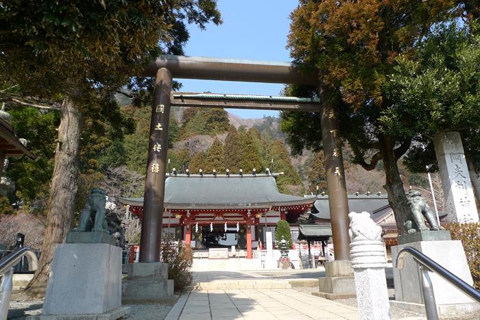 相模の国の神社  大山阿夫利神社  9