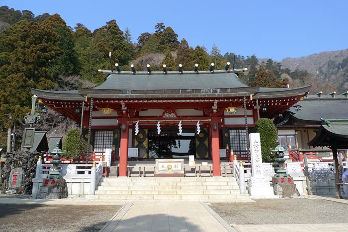 相模の国の神社  大山阿夫利神社  13