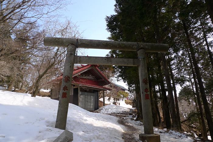 相模の国の神社  大山阿夫利神社  34