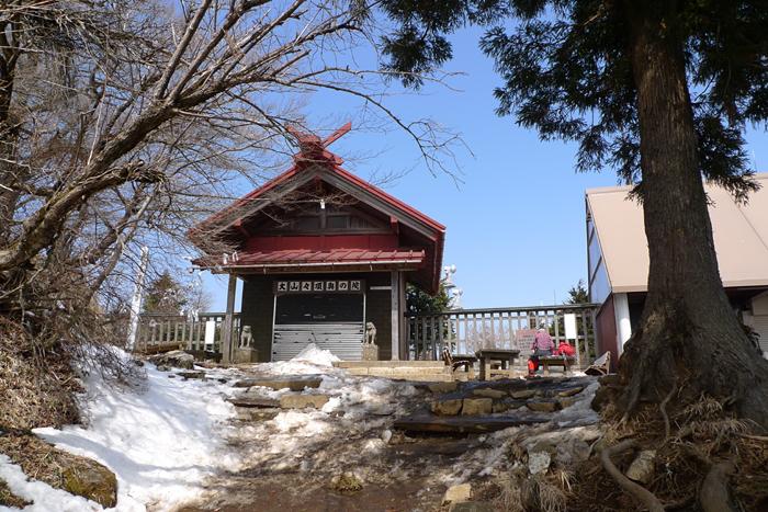 相模の国の神社  大山阿夫利神社  37