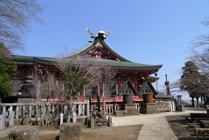 相模の国の神社  大山阿夫利神社  25