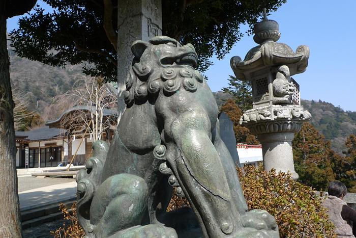 相模の国の神社  大山阿夫利神社  23