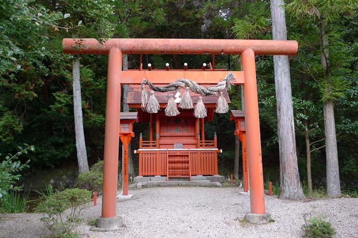 伊賀の國の神社  敢國神社  2