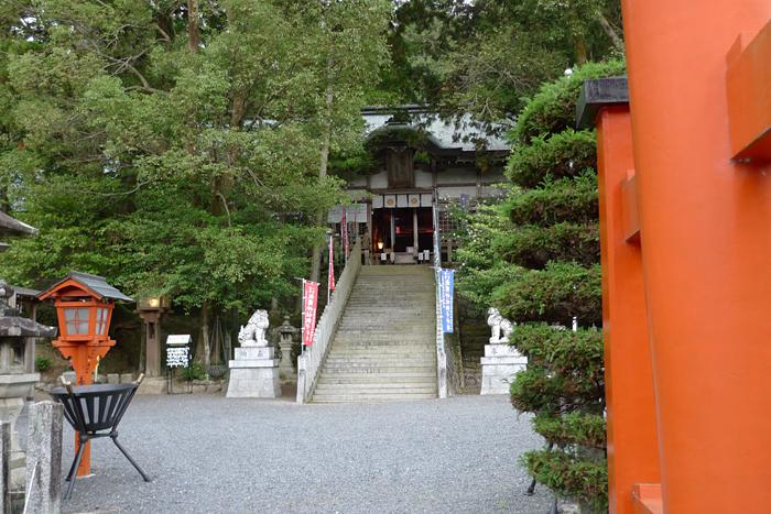 伊賀の國の神社  敢國神社  6