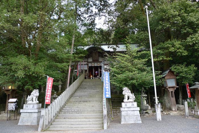 伊賀の國の神社  敢國神社  10