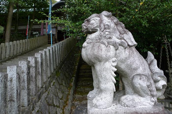 伊賀の國の神社  敢國神社  11