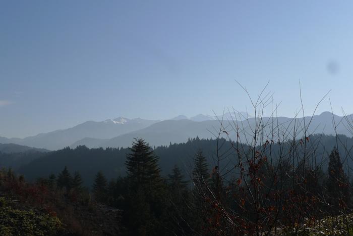 2017 新春 の 乗鞍 と 笠ヶ岳 2
