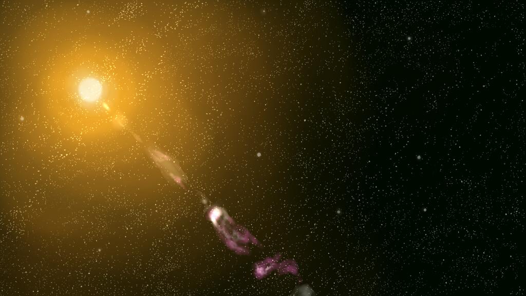M87(活動銀河)