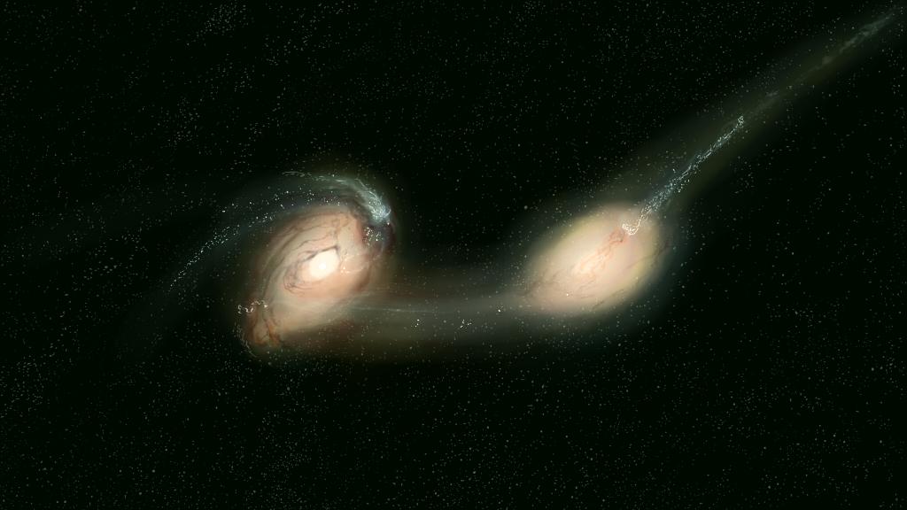 ねずみ銀河