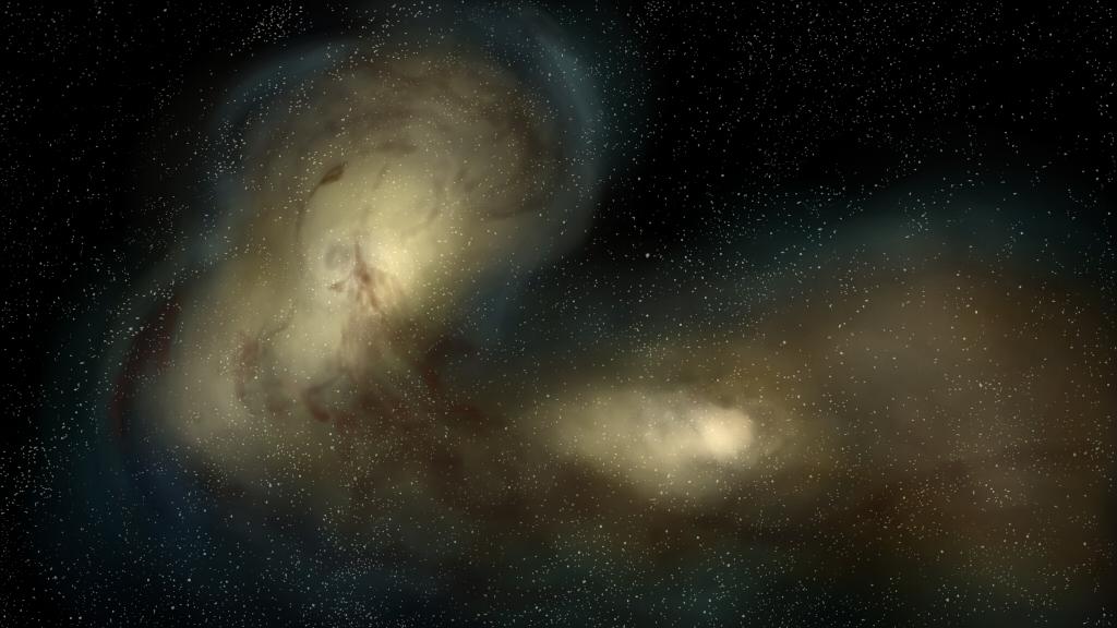 アンテナ銀河