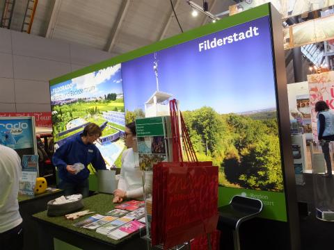 Filderstadtブース