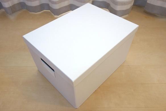 IKEA・TJENA ふた付きボックス②