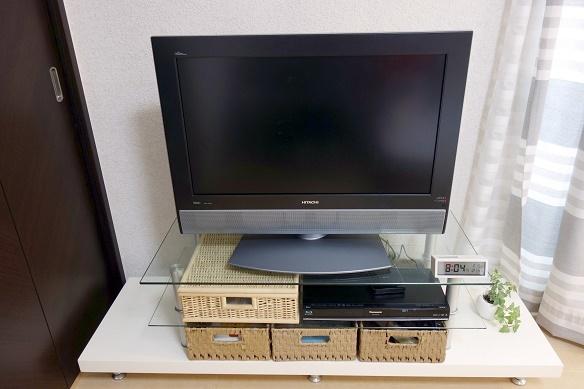 リビング・テレビ台②
