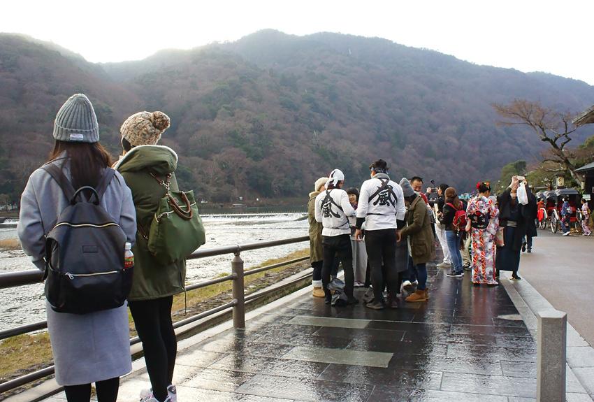 新春嵐山02