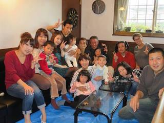 Masamichi san Family 01