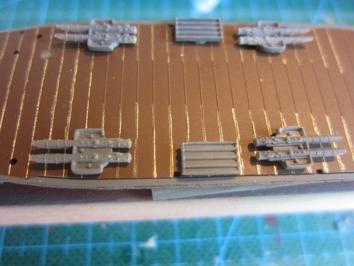 鳥海魚雷発射管
