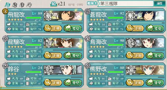 第三艦隊機動部隊