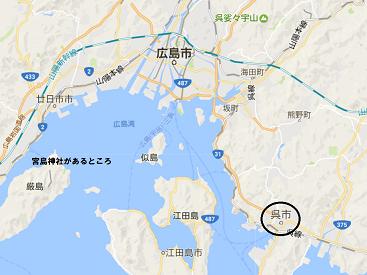 広島周辺地図m