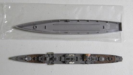 秋津洲船体長比較