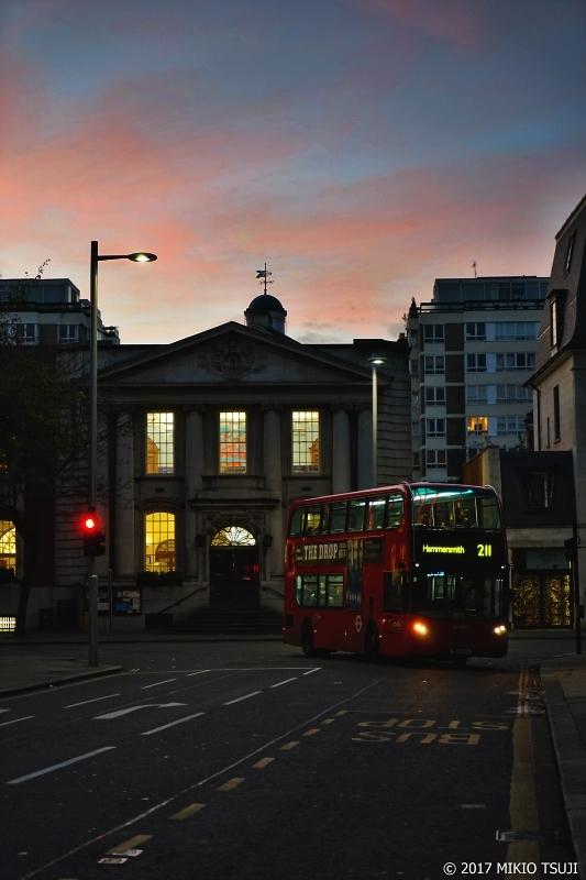 絶景探しの旅 - 0107 朝のロンドンの街角 (ケンジントン・アンド・チェルシー王立区)