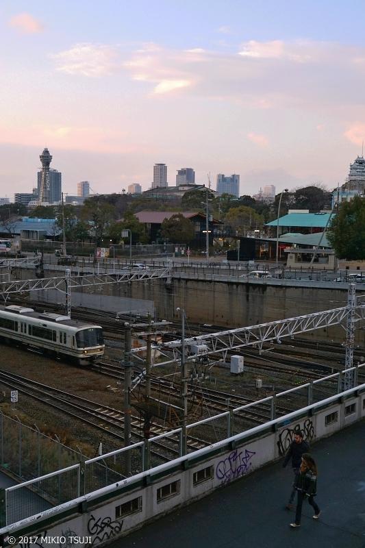 絶景探しの旅 - 0121 通天閣の見える風景 (大阪市/天王寺駅前)