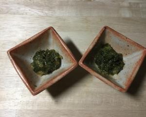 蕗の薹味噌