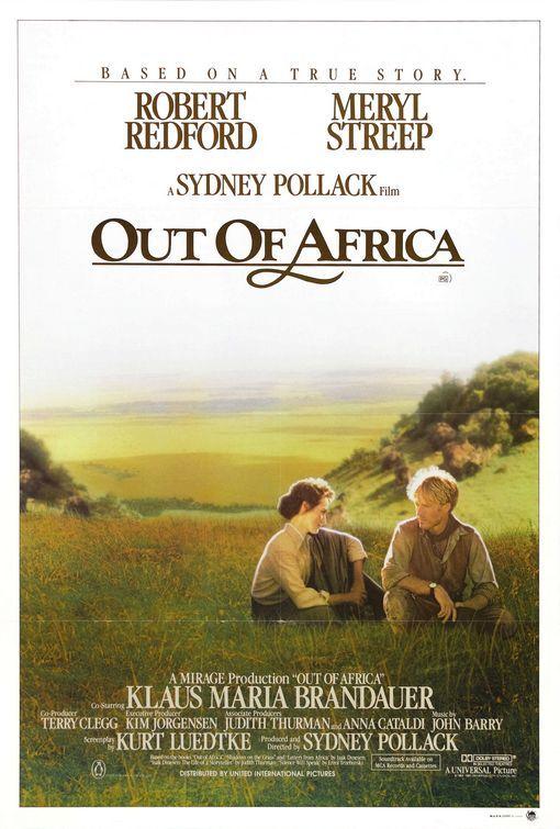 サファリに何を着て行くか?とOut of Africa