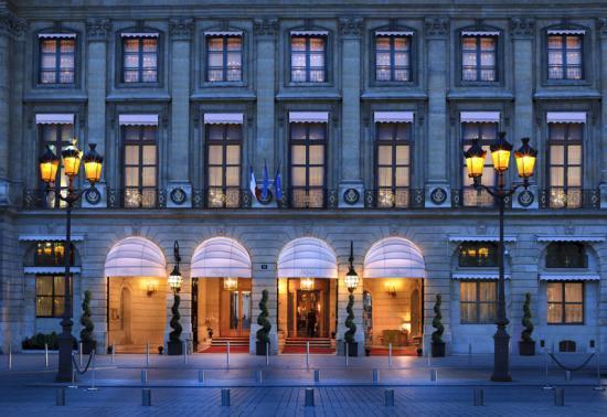 """久々の Hotel Ritz レストラン""""Espadon""""🐟"""