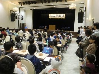 平成28年度荒川区民将棋大会3-2