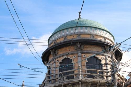 0019:西本願寺伝道院 ドーム屋根