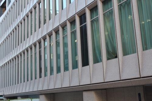 0183:三井住友銀行大阪中央支店 ビル棟ファサード②
