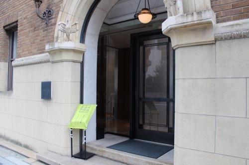 0195:旧大林組本店 イケフェス時の入口